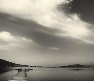 Черно-белые ландшафты
