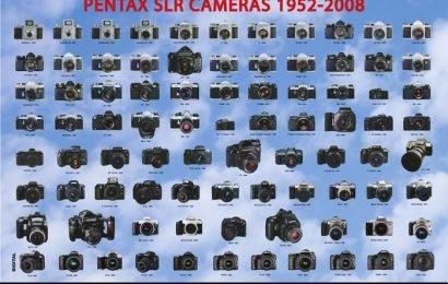 Pentax — история развития компании